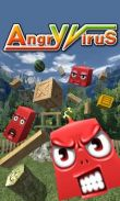 In addition to the game Monster truck destruction for Android phones and tablets, you can also download Angry Virus for free.