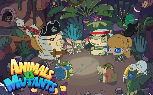 Download Animals vs. mutants Android free game. Get full version of Android apk app Animals vs. mutants for tablet and phone.
