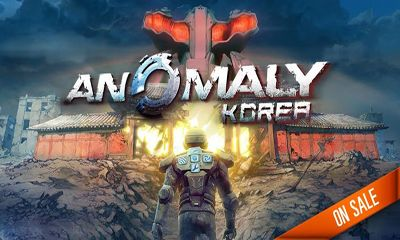 Screenshots of the Anomaly Korea for Android tablet, phone.