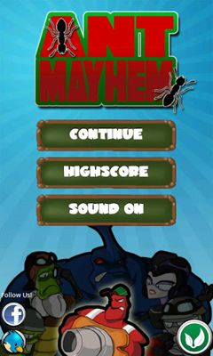 Download Ant Mayhem Android free game. Get full version of Android apk app Ant Mayhem for tablet and phone.