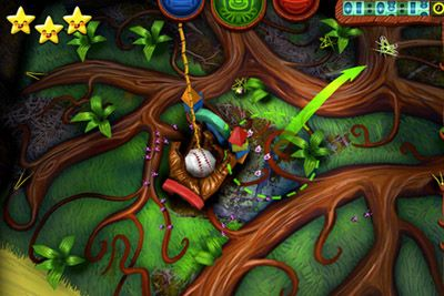 Screenshots of the Ant Raid for Android tablet, phone.