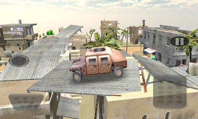 Screenshots of the Arab Stunt Racer for Android tablet, phone.