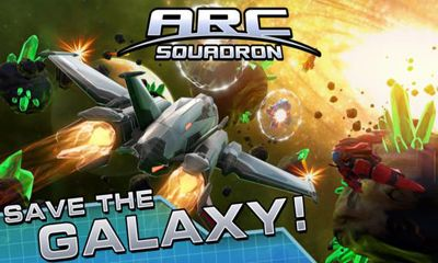 Screenshots of the ARC Squadron Redux for Android tablet, phone.