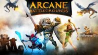 In addition to the game Championship Rally 2012 for Android phones and tablets, you can also download Arcane battlegrounds for free.