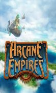 In addition to the game Tiny Monsters for Android phones and tablets, you can also download Arcane Empires for free.