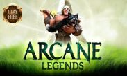 In addition to the game Danger Dash for Android phones and tablets, you can also download Arcane Legends for free.