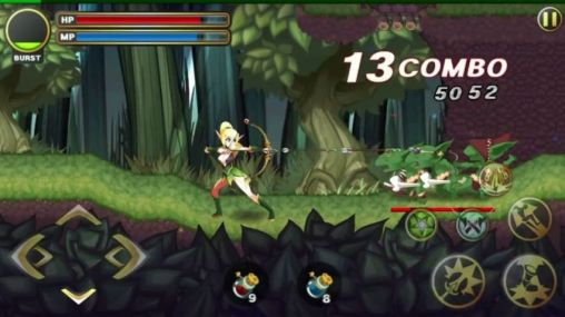 Quot Fauzi Side Quot Arcane Soul Game Android Rpg Seru