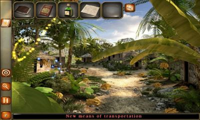Screenshots of the Around the World in 80 Days for Android tablet, phone.