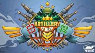 In addition to the game Cat vs. Dog for Android phones and tablets, you can also download Artillery strike for free.