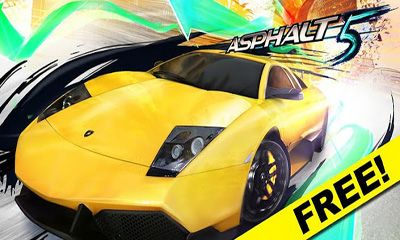 Download Asphalt 5 Android free game. Get full version of Android apk app Asphalt 5 for tablet and phone.