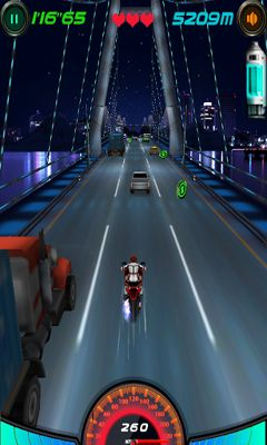 Screenshots of the Asphalt Moto for Android tablet, phone.