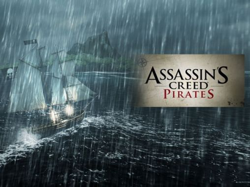 Screenshots of the Assassin's creed: Pirates for Android tablet, phone.