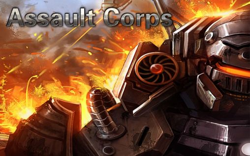 Download Assault corps Android free game. Get full version of Android apk app Assault corps for tablet and phone.