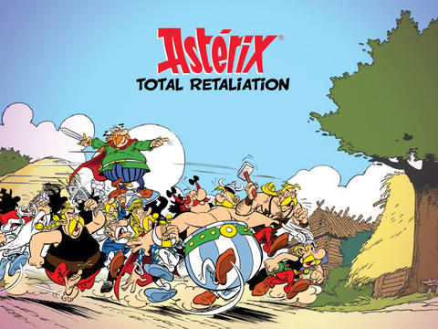 Download Asterix: Total retaliation Android free game. Get full version of Android apk app Asterix: Total retaliation for tablet and phone.
