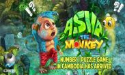 In addition to the game Crazy Monster Wave for Android phones and tablets, you can also download Asva the monkey for free.