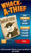 In addition to the game Doom for Android phones and tablets, you can also download Whack a Thief for free.