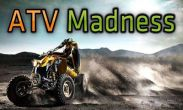 In addition to the game Real Racing 2 for Android phones and tablets, you can also download ATV Madness for free.