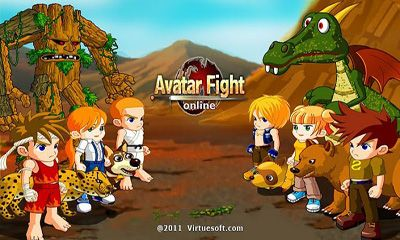 Screenshots of the Avatar Fight - MMORPG for Android tablet, phone.