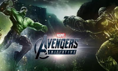 Screenshots of the Avengers Initiative for Android tablet, phone.