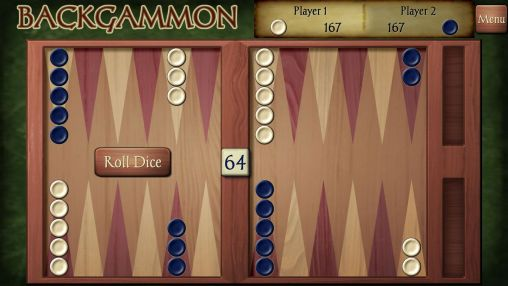 Screenshots of the Backgammon champs for Android tablet, phone.