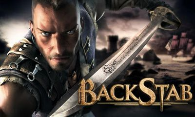 Screenshots of the Backstab HD for Android tablet, phone.