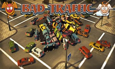 Screenshots of the Bad Traffic for Android tablet, phone.