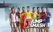 In addition to the game Real Basketball for Android phones and tablets, you can also download Badminton Jump Smash for free.