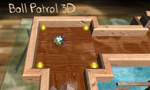 Screenshots of the Ball patrol 3D for Android tablet, phone.