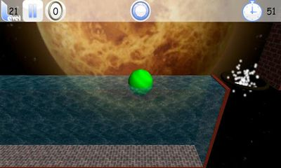 Screenshots of the Ballord 3D for Android tablet, phone.