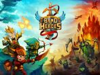 In addition to the game Infinity Lands for Android phones and tablets, you can also download Band of heroes for free.