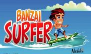 In addition to the game Hardcore Dirt Bike for Android phones and tablets, you can also download Banzai Surfer for free.