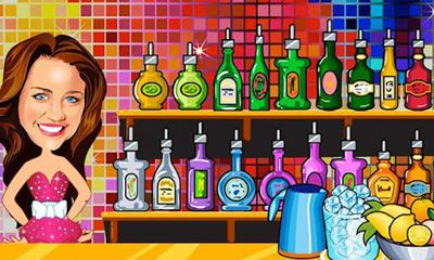 Screenshots of the Bartender: The Right Mix for Android tablet, phone.