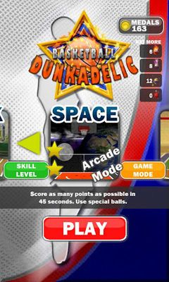Download Basketball Dunkadelic Android free game. Get full version of Android apk app Basketball Dunkadelic for tablet and phone.
