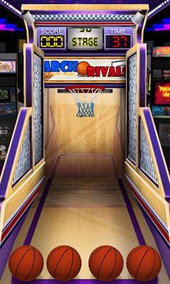 Screenshots of the Basketball Mania for Android tablet, phone.