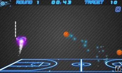 Screenshots of the Basketball Shooting for Android tablet, phone.
