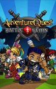 In addition to the game  for Android phones and tablets, you can also download Battle gems: Adventure quest for free.