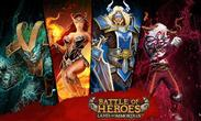 Battle of heroes: Land of immortals free download. Battle of heroes: Land of immortals full Android apk version for tablets and phones.