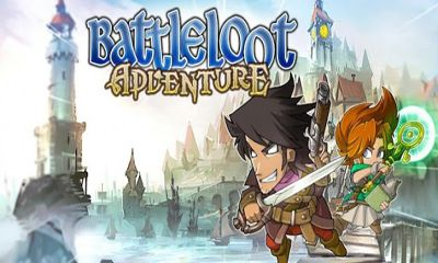 Screenshots of the Battleloot Adventure for Android tablet, phone.