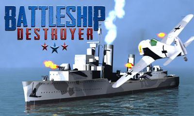 Screenshots of the Battleship Destroyer for Android tablet, phone.