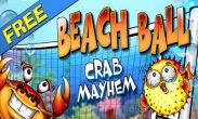 In addition to the game Talking Tom Cat 2 for Android phones and tablets, you can also download Beach Ball. Crab Mayhem for free.