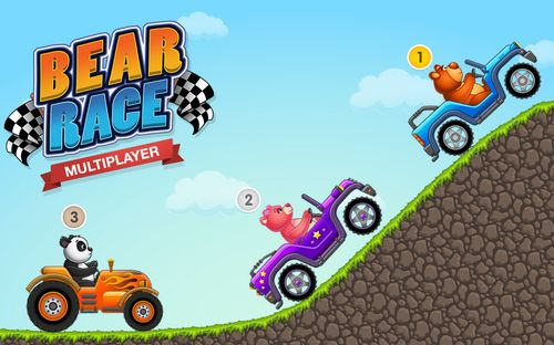 Download Bear race Android free game. Get full version of Android apk app Bear race for tablet and phone.