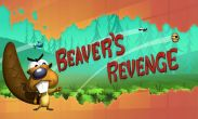 In addition to the game Cut the rope: Holiday gift for Android phones and tablets, you can also download Beaver's Revenge for free.