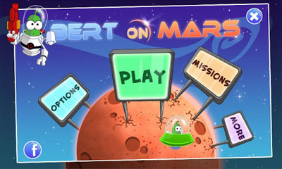 Download Bert On Mars Android free game. Get full version of Android apk app Bert On Mars for tablet and phone.