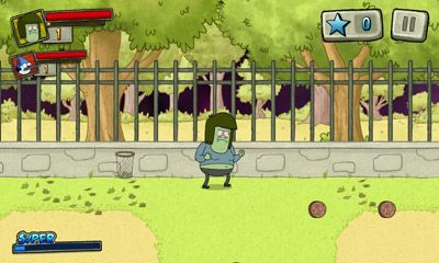 Screenshots of the Best Park In the Universe Guid for Android tablet, phone.