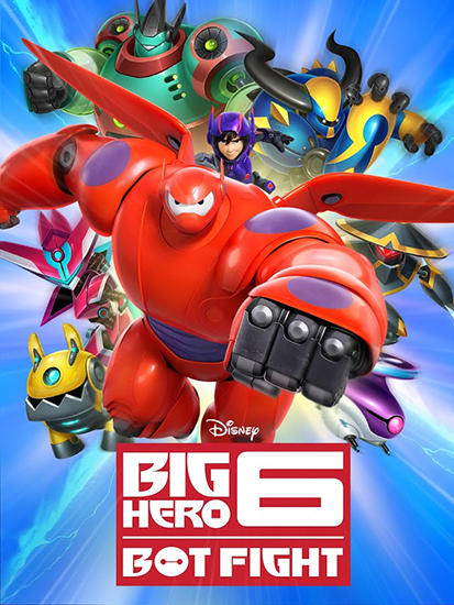 Download Big hero 6: Bot fight Android free game. Get full version of Android apk app Big hero 6: Bot fight for tablet and phone.