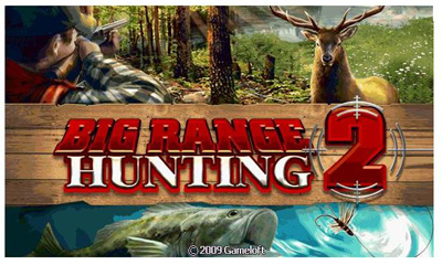 Screenshots of the Big Range Hunting 2 for Android tablet, phone.