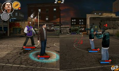 Screenshots of the Big Time Gangsta for Android tablet, phone.