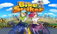 In addition to the game Race Horses Champions for Android phones and tablets, you can also download Bike Striker for free.