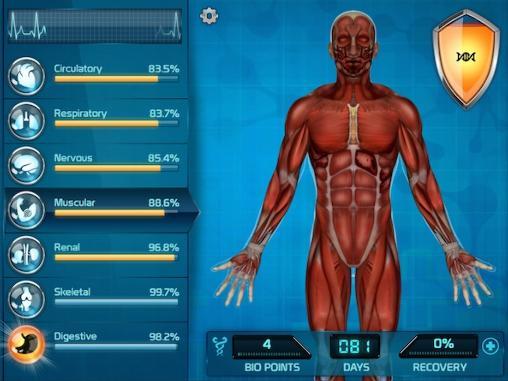 inc.: Biomedical plague - Android game screenshots. Gameplay Bio inc ...