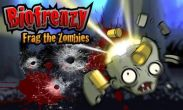 In addition to the game Dragon mania for Android phones and tablets, you can also download Biofrenzy: Frag The Zombies for free.